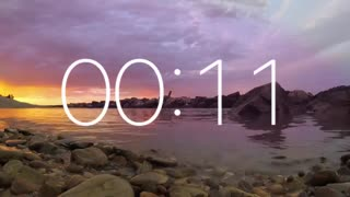 10 Minute Timer - Calm and Relaxing Music