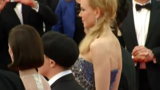 Nicole Kidman, Tim Roth Walk The Red Carpet On Opening Night Of The 67th Cannes Film Festival - Video