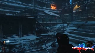 Black Ops 3: 'The Giant Zombies' map gameplay