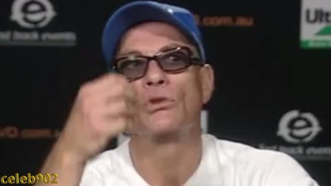 Jean-Claude Van Damme does NOT do 'boring'