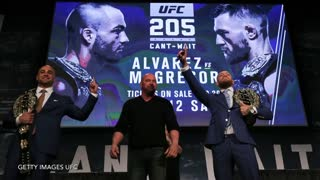 Conor McGregor's Disturbing Prediction for UFC 205 - Video