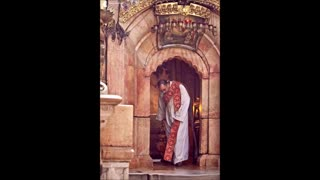 Cultures form around the world - Friday Mass at the Holy Sepulcher, Jerusalem Episode 8 - Video