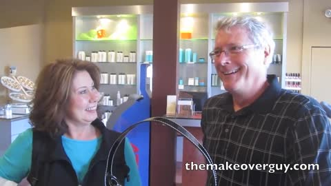 MAKEOVER: I Want To Be Noticed, by Christopher Hopkins, The Makeover Guy®