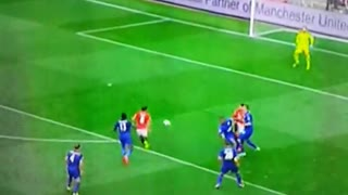 VIDEO: Goal: Juan Mata finishes off a brilliant Unitee move. 2-0 - Video