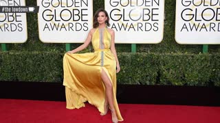 Golden Globes 2017 Red Carpet Fashion & Makeup Trends: Olivia Culpo, Emily Ratajkowski Sofia Vergara - Video