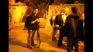 Selichot tour in Safed, Shlomi's photography Group 21/9/2012 - Video