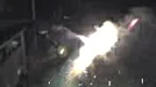 Firework in Jean Pocket - Video
