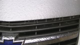 Saint Louis Freezing Rain - Video