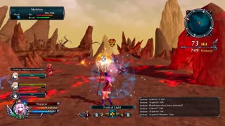 Cyberdimension Neptunia 4 Goddesses Online Official Gameplay Footage