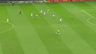 Neymar's goal for Brazil against Argentina