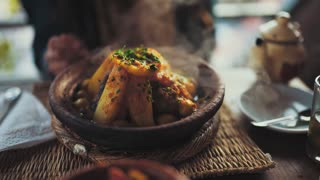 Tagine is the most famous one in Morocco