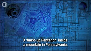 10 Secret Underground Locations - Video