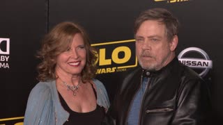 At the 'Solo: A Star Wars Story' World Premiere - Video