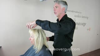 "MAKEOVER! It's ""Different."" Christopher Hopkins,The Makeover Guy® - Video"