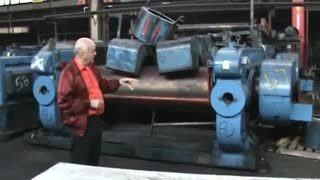 Rubber Mill Adamson Soberaysons Warehouse - Video