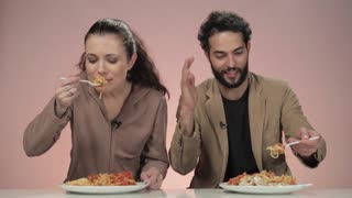 These Italians Try Vegan Food & Aren't Very Impressed - Video