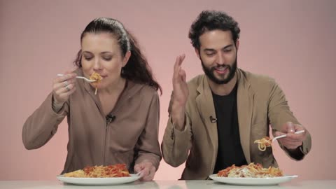 These Italians Try Vegan Food & Aren't Very Impressed