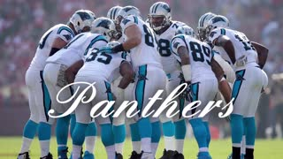 Super Bowl 50 - Wives & Girlfriends of the Denver Broncos & Carolina Panthers - Video