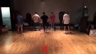 Dancing Practice so Cool! - Video