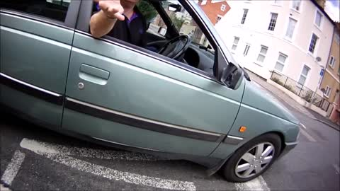 Sometimes It Doesn't Pay To Get Into Road Rage Arguments