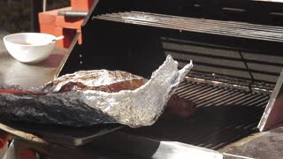 Fall Off The Bone BBQ Ribs: Oven Baked Grill Finished - Video