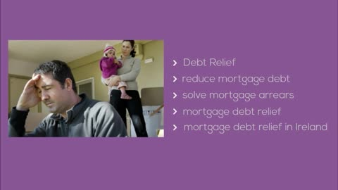 mortgage debt relief in Ireland