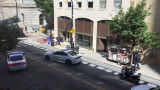 Filming of Fast and Furious 8 in Atlanta - Video