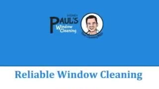 Paul's Window Cleaning Sydney - Video