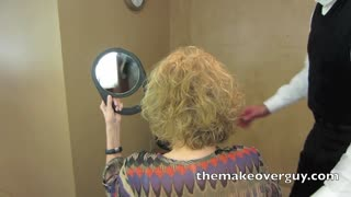MAKEOVER: Fine Hair to Full Hair, by Christopher Hopkins, The Makeover Guy® - Video
