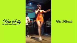 Eka Fatmala ☆ Hitam Putih ☆ Dangdut Koplo Hot 2015 - Video