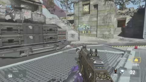 Call of Duty Advanced Warfare Gameplay on Defender TDM   PS4