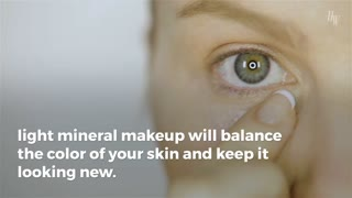 A Makeup Tip To Make You Look Younger - Video