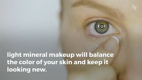 A Makeup Tip To Make You Look Younger