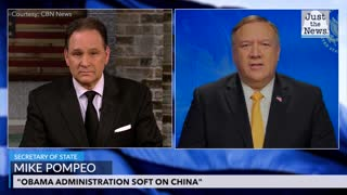 Secretary of State Mike Pompeo on China