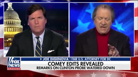 Former US Attorney: 'James Comey Sold His Soul to the Devil'