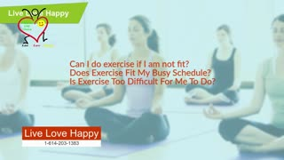 Live Love Happy - Happiness Habit - Exercise