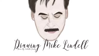 Drawing Mike Lindell