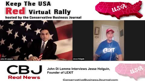 Jesse Holguin Shares why Latinos Must Vote for Their Godly Moral Values..NOT The Lies of the Left..