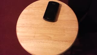 Home made cell phone balloon case - Video