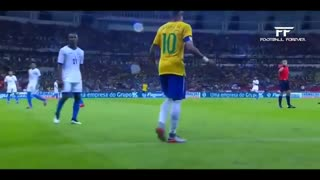 Neymar Fighting With Honduras - Video