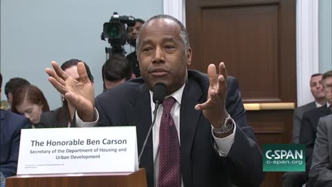 Ben Carson Blames His Wife for Purchasing $31K Dining Set