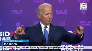 Biden says he is ready for the debates