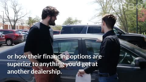 Car Salesman Reveals Useful Tips Before Buying A Car