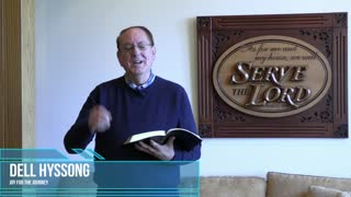 Dell's Devotional - November 29, 2020