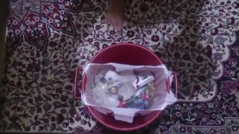 Iranians Throw Charity Boxes In The Trash Over Large Donations Overseas As Iranians Starve