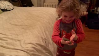 Megalodon tooth blows kid's mind