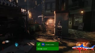 Black Ops 3: Shadows of Evil zombie gameplay