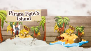 Pirate Pete Pirate Island