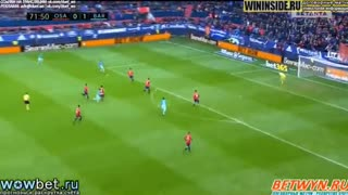 Leo Messi incredible goal vs Osasuna - Video