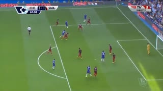 Chelsea 4 – 2 Swansea City all goals 13/9/2014 - Video